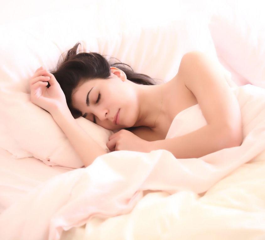 Strahlung im Schlaf